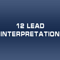 Basic monitoring & 12 Lead Interpretation