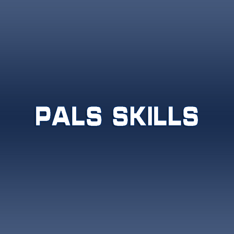 Heartcode 2020 PALS Skills Only Must already completed On-Line course