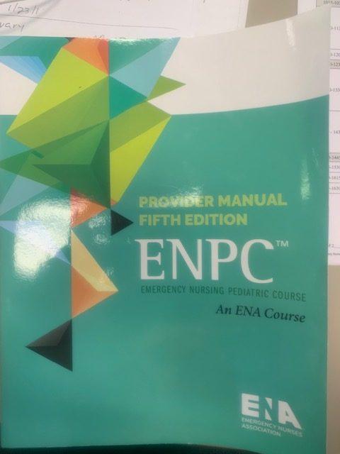 NEW ENPC 5th Edition Provider Course